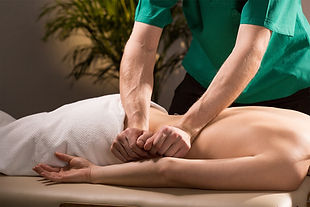 Physical-therapist-doing-medical-massage