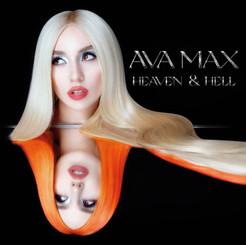 """A BREVE FUORI IL PRIMISSIMO ALBUM DI AVA MAX  Ava Max è una giovane cantante statunitense, la quale ha raggiunto il successo con il brano """"Sweet but Psyco"""". Esso lanciato nel 2018, è stato uno dei brani più ascoltati nel Regno Unito, con un totale di 7 milioni di streaming. Ultimo brano pubblicato è """" Who's Laughing tonight"""", ma la grande novità del 2020 è il rilascio del primo album dal titolo """"Heaven & Hell"""", che contiene entrambe le canzoni. L'album, la cui copertina è stata svelata recentemente, sarà disponibile in tutte le piattaforme streaming dal 18 settembre. L'album è composto da sei tracce, anche se ne erano state scritte 14, ed è diviso in due parti: la prima è la parte del Paradiso, la seconda quella dell'Inferno. Il prima consiste in canzoni che servono come inni, mentre il secondo consiste nell'avere """"un angelo e un diavolo sulla spalla"""" e il bisogno di navigare in direzioni diverse. Ecco i brani lo compongono: 1 Kings & Queens 2 Torn 3 Who's laughing now 4 So am I 5 Salt 6 Sweet but Psyco. Le canzoni sono stase scritte dalla cantante, le quali sono descritte come alcune """"molto forti e coinvolgenti"""", mentre altre """"sono un po' più emotive""""."""