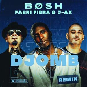 """FABRI FIBRA, J-AX E BOSH INSIEME PER """"DJOMB REMIX""""  È disponibile in versione digitale, da oggi, lunedì 10 agosto : 'Djomb Remix', una nuova versione della hit numero uno in Francia che ha permesso a Bosh, il rapper francese del momento, di dominare le classifiche digitali.  I due artisti italiani hanno aggiunto il loro tocco al pezzo di Bosh, arricchendolo con le loro personali barre, il loro flow e con un nuovo, travolgente ritornello scritto a quattro mani, elementi che si fondono perfettamente con i versi e la musica del rapper francese.  Si tratta questo del primo progetto internazionale per gli artisti coinvolti, che ha come risultato una versione senza dubbio più dinamica ed interculturale del brano originale.  Il rapper Bosh, reduce dal successo in patria della sua """"Djomb- bien ou qui"""", certificata disco di Platino in Francia e per più di 4 settimane in testa alla top 200, ha voluto fortemente questo remix, nel tentativo di superare con il suo tormentone, il quale conta un'immensa notorietà sia su YouTube e sia soprattutto su Tiktok, i confini francesi e sbarcare in quella che fino a qualchefa era la patria della musica d'autore."""