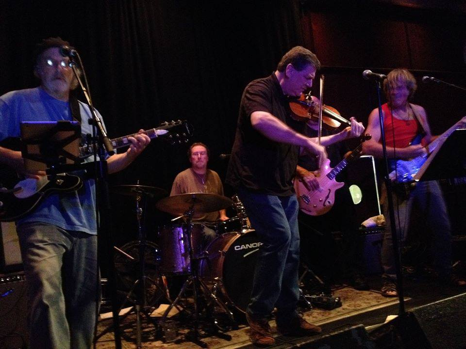 W/Special guest Ken Harten on Fiddle!