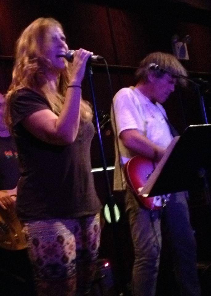 Joanne and David