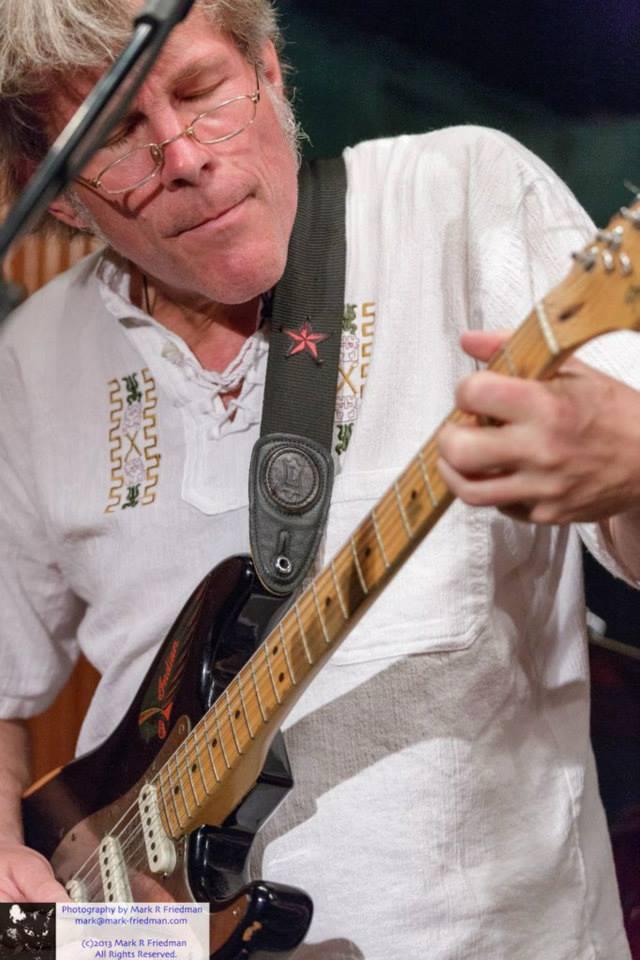 David Frye - Guitar