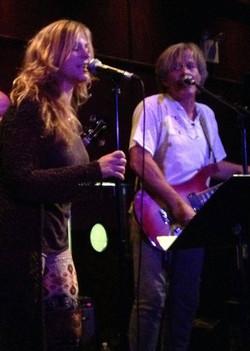 Joanne Lediger and David Frye