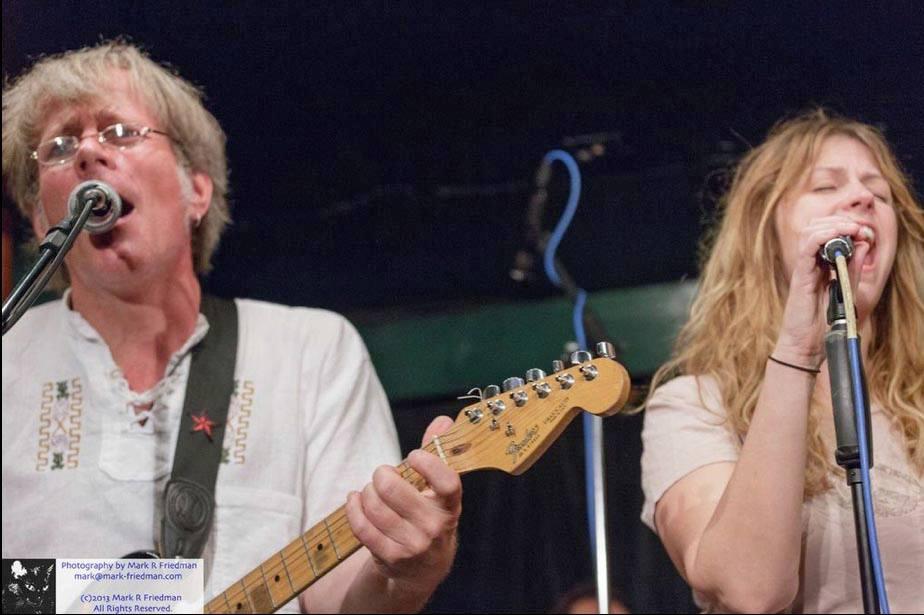 David Frye & Joanne Lediger
