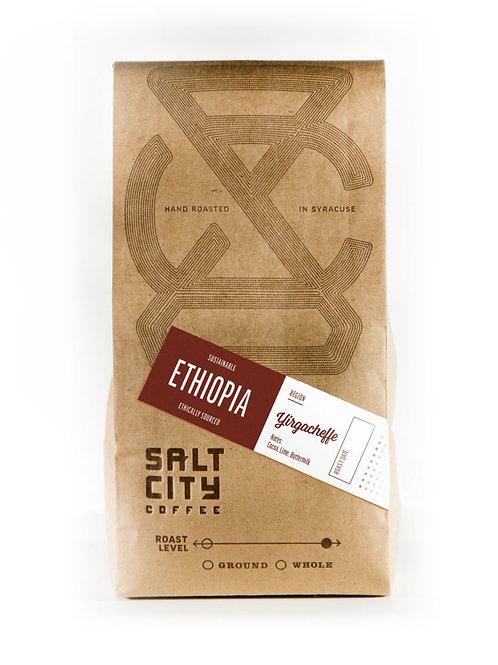 Ethiopia - Light Roast, 12 oz