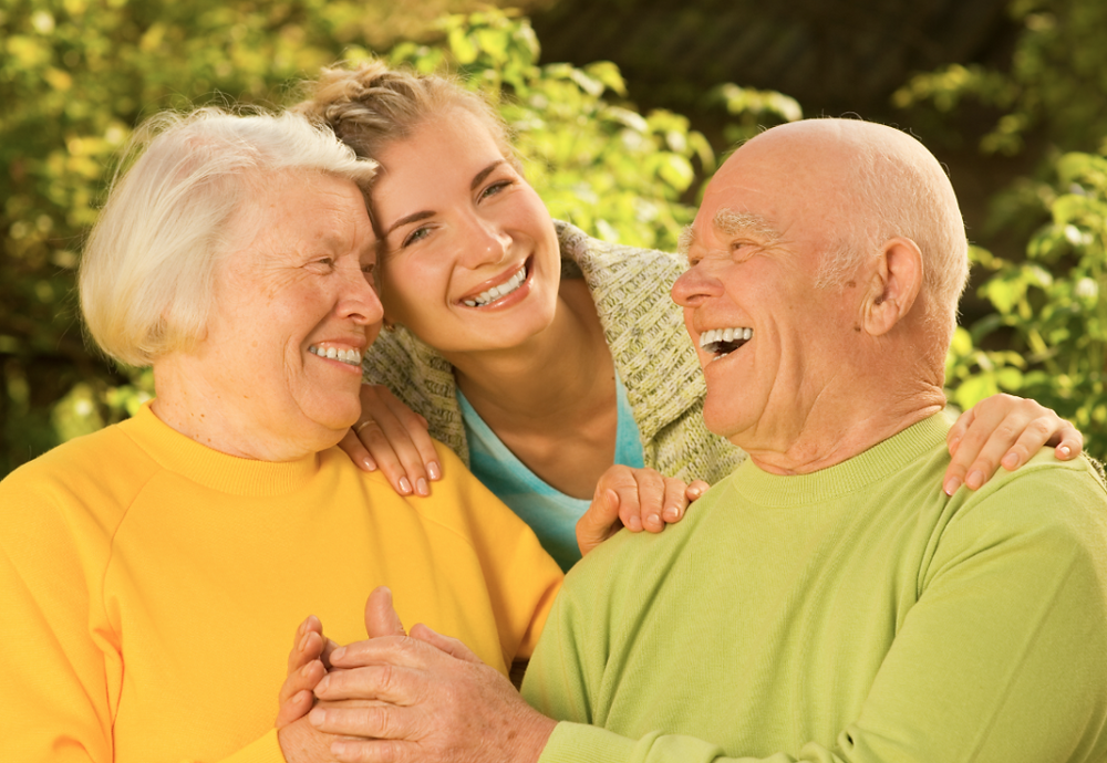 protecting elderly parents assets