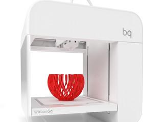 Witbox go! bq |Impresora 3D con Android
