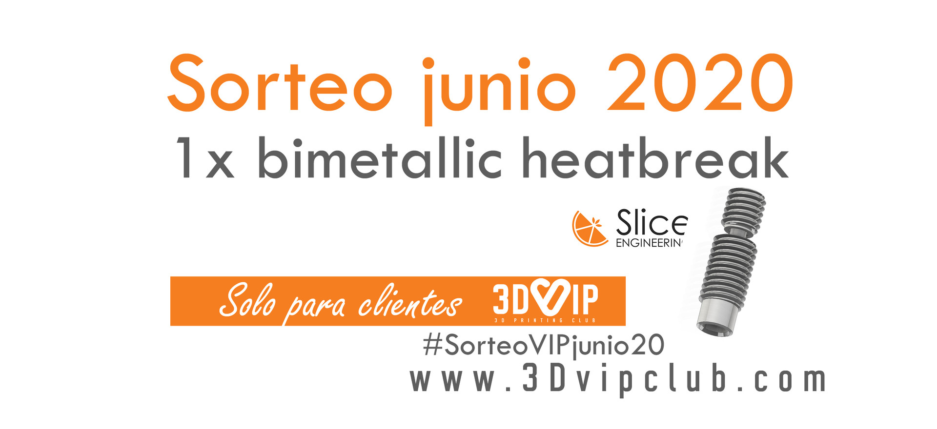 SORTEO JUNIO 2020