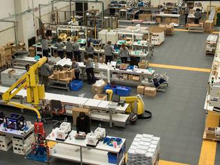 La Fábrica Navarra que vende tecnología a medio mundo