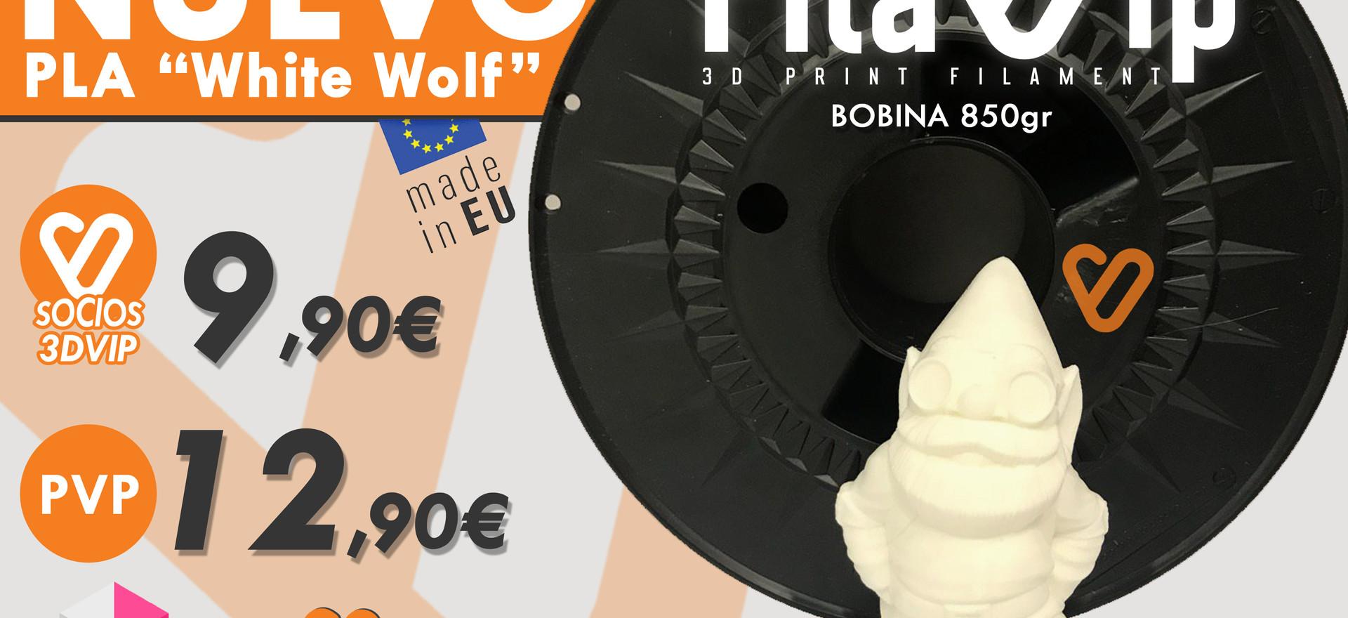 FILAVIP WHITE WOLF