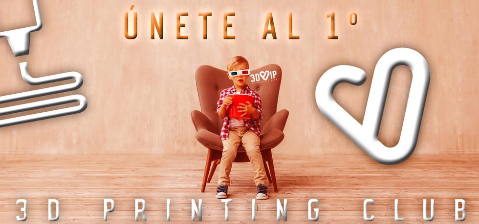 3D PRINTING CLUB