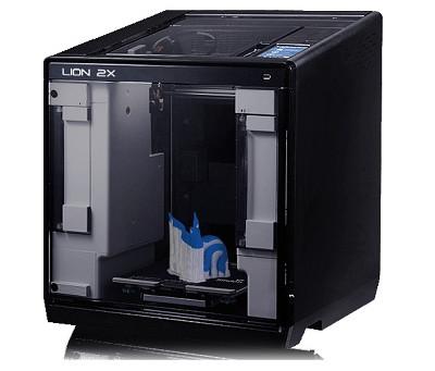 Leon 3D presenta su nueva Lion 2X