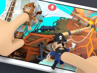 Toontastic 3D: Una app de Google para impulsar la creatividad de l@s niñ@s