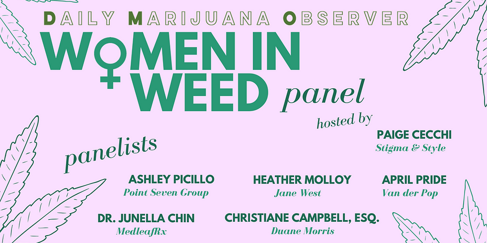 Women in Weed Panel