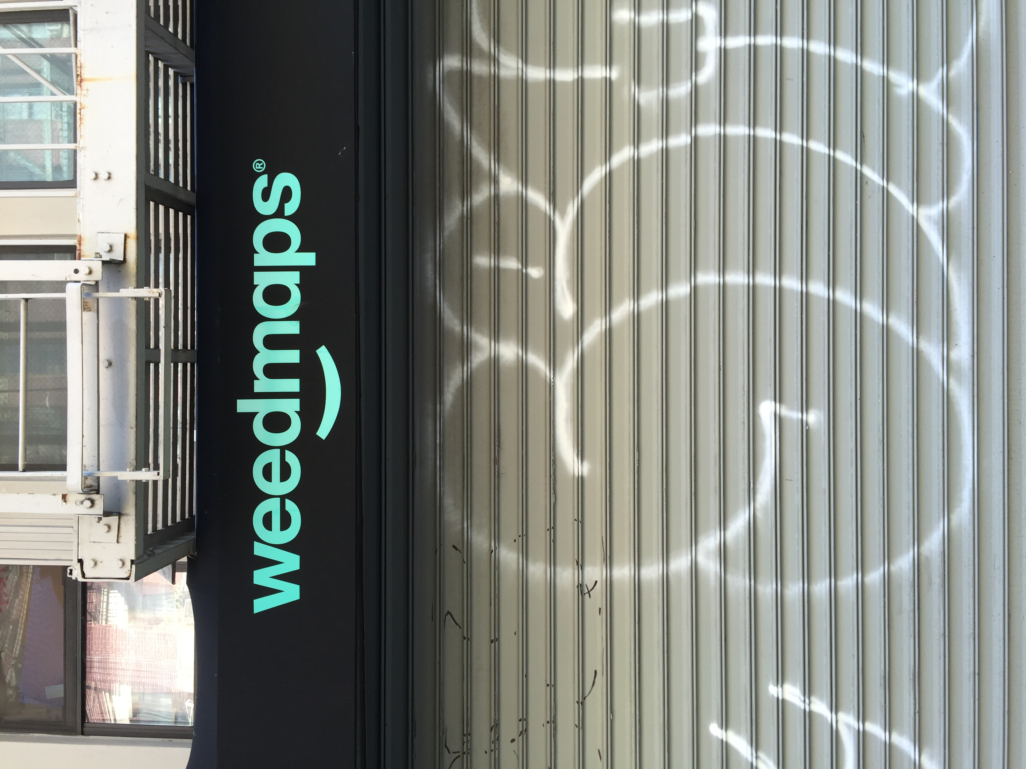 Weedmaps Opening Storefront in Manhattan's Lower East Side