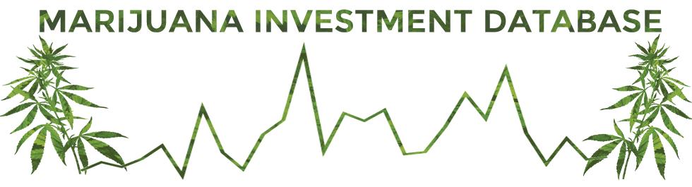 Marijuana Investment Databases