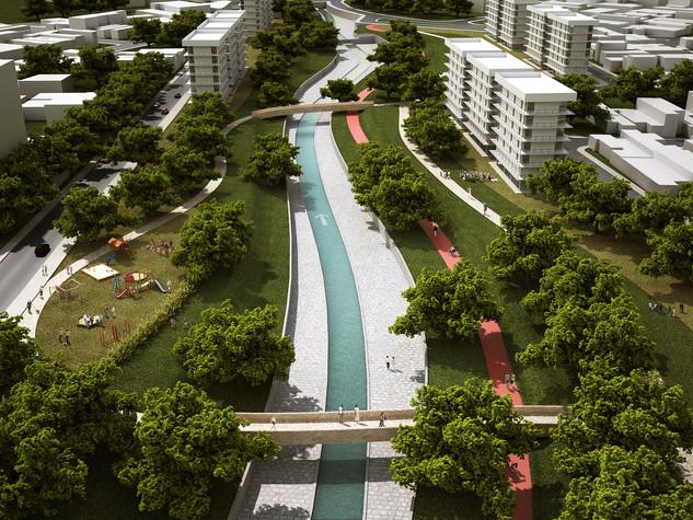 Parque Linear Córrego Diniz