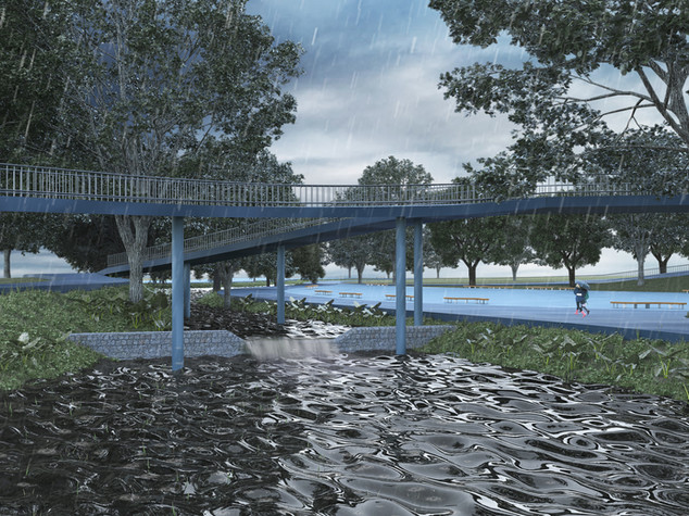 Parque Linear Córrego Tapera