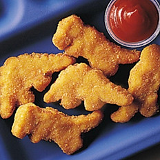 Kids Dino Nuggets & Fries