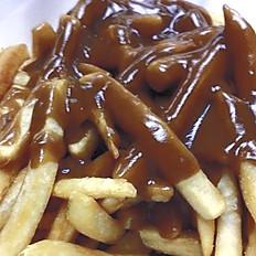 Half fries and gravy