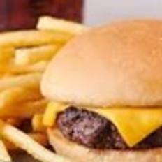Kids Cheeseburger & Fries
