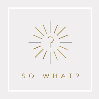 Introducing the So What? Podcast (@sowhat_podcast)