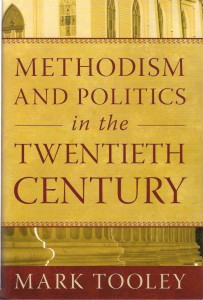 Methodism and Politics in the 20th Century