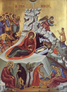 Christmas and Communion (or Incarnation and Eucharist)