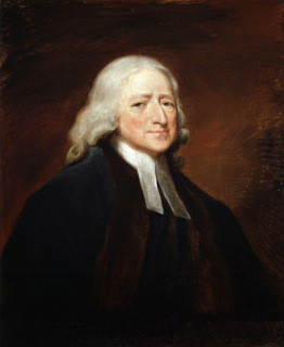 John Wesley: New Testament Baptisms Probably Not Immersions #UMC