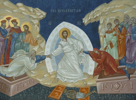 No Redemption without Resurrection