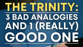 Bad Analogies for the Trinity