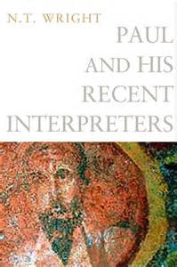 "N.T. Wright: Paul Was Not a ""Religious"" Figure (@fortresspress)"