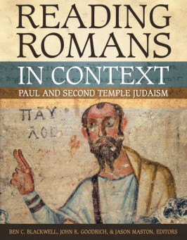 Reading Romans in Context: A Review (@Zondervan, @bencblackwell)