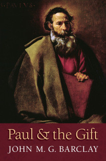Initial Thoughts on Paul and the Gift by John Barclay #PTG @eerdmansbooks
