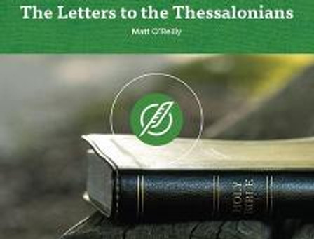 Book Release: The Letters to the Thessalonians @OfficialSeedbed
