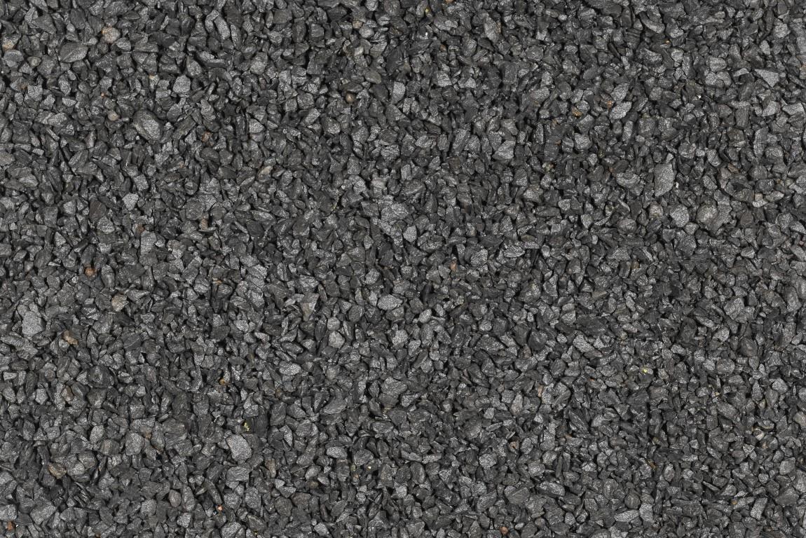 Basaltsplit zwart 2-5 mm