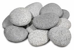 Beach Pebbles Grijs 12-15 cm