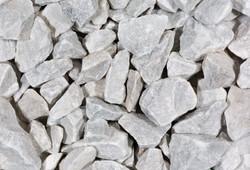 Carrara brokjes 30-40 mm