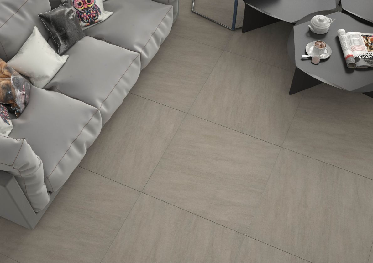 Terrastegel Bien Quartz Grey