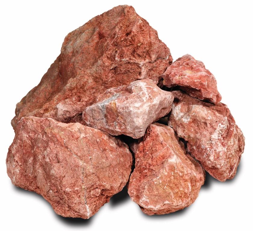 Vulkaan Extra Rood 15-30 cm