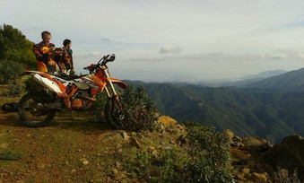 Enduro Weekend in Spain