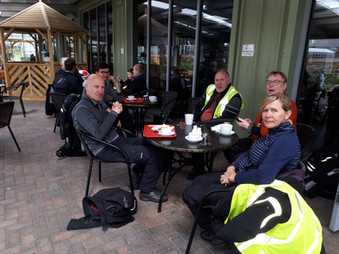 Wickenby Aerodrome May Social Ride