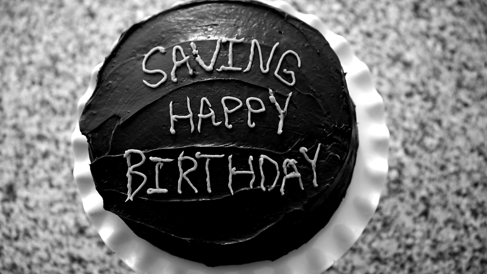 Saving Happy Birthday