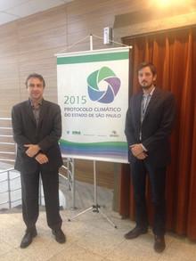 Essencis aderiu ao Protocolo Climático Paulista durante a COP21, em Paris