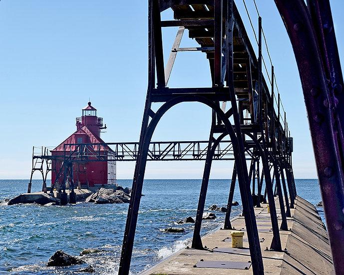 Pierhead Lighthouse