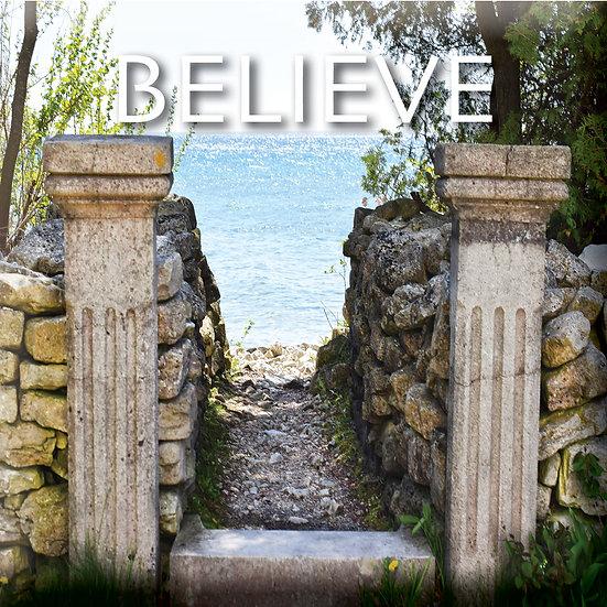 Inspire Tile: Gates To Paradise