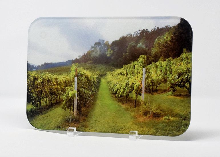 Cutting Board: Hillside Vineyard