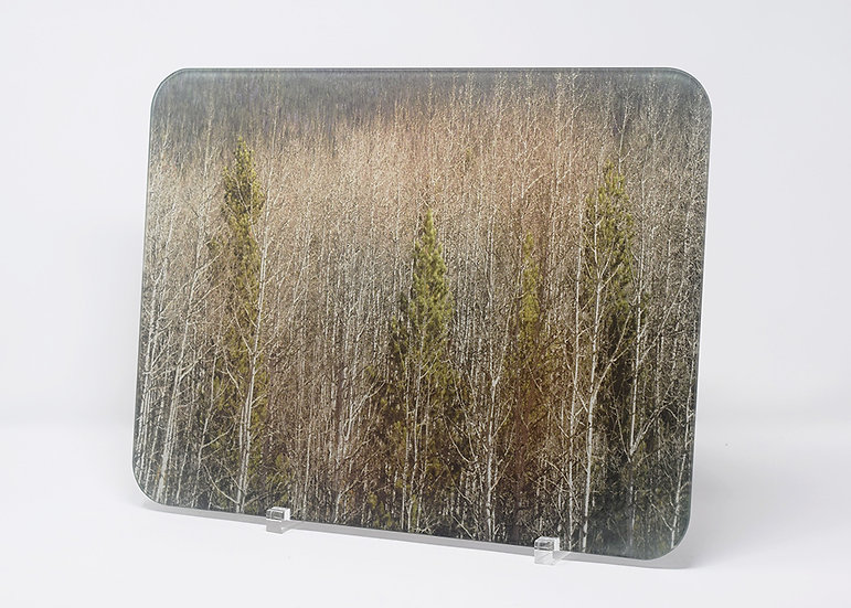 LG Cutting Board - Ghosts In The Trees