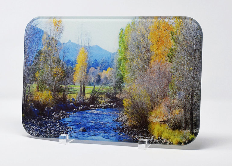 Cutting Board: Rivers Bend