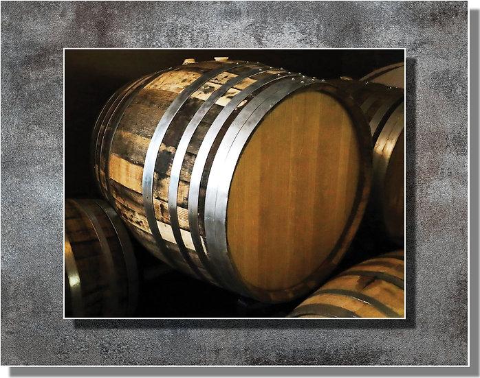 Steel Stand-Off: Home Of Cognac